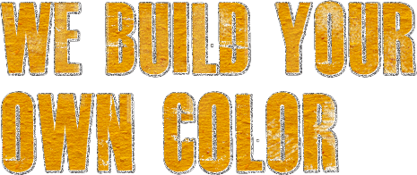 we build your own color